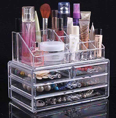 Beauty Storage Box Makeup storage Storage and Storage containers