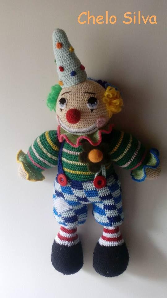 Chelo Silva | Clowns | Pinterest