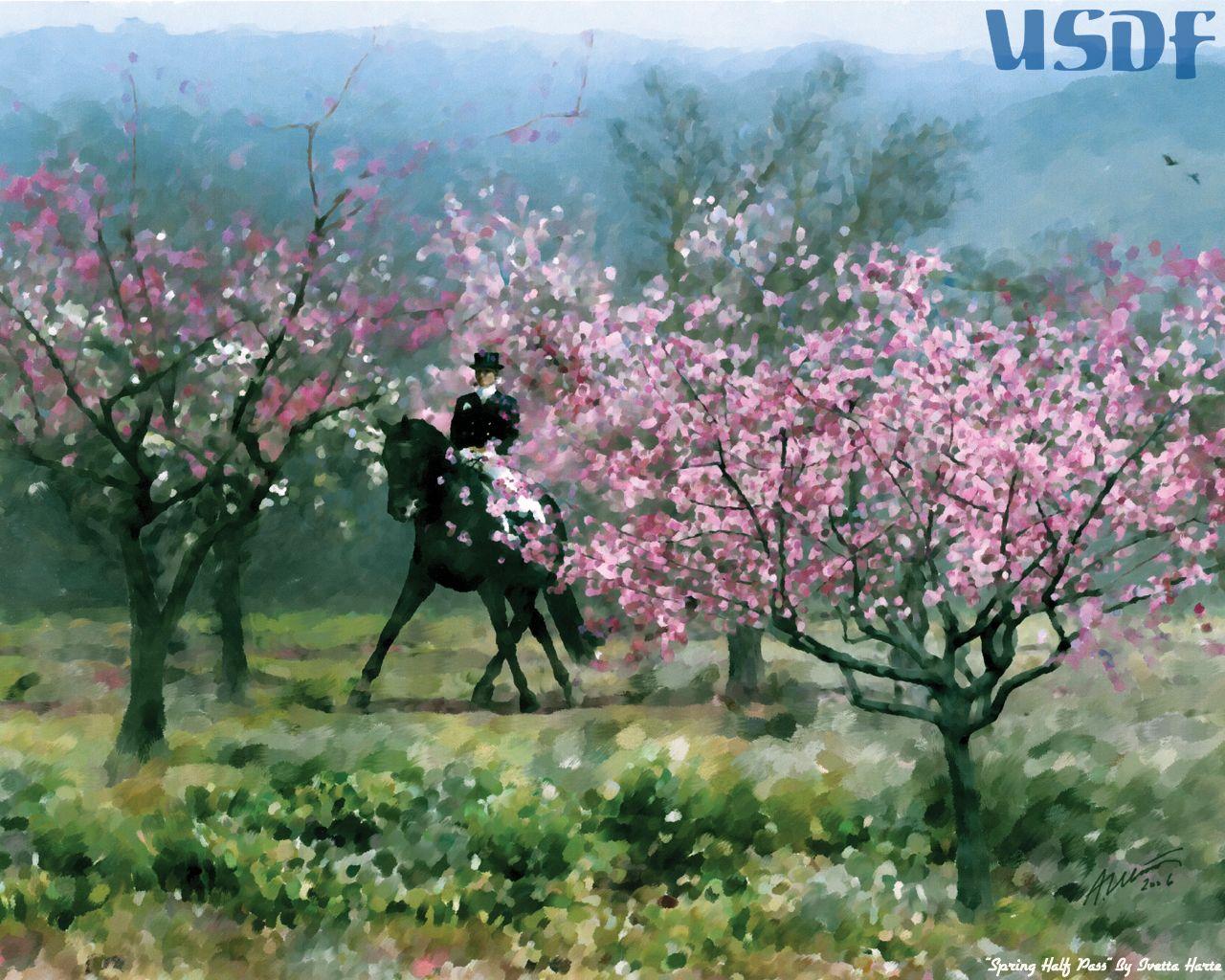 Download Wallpaper Horse Spring - 7ce77dc3427b9fccc6675af85cc621b8  Perfect Image Reference_356698.jpg