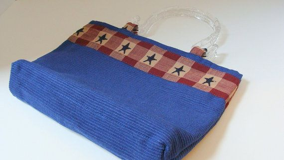 Hand Made Placemat Ladies Purse Tablet Reader Bible by ItsOurTime, $18.00