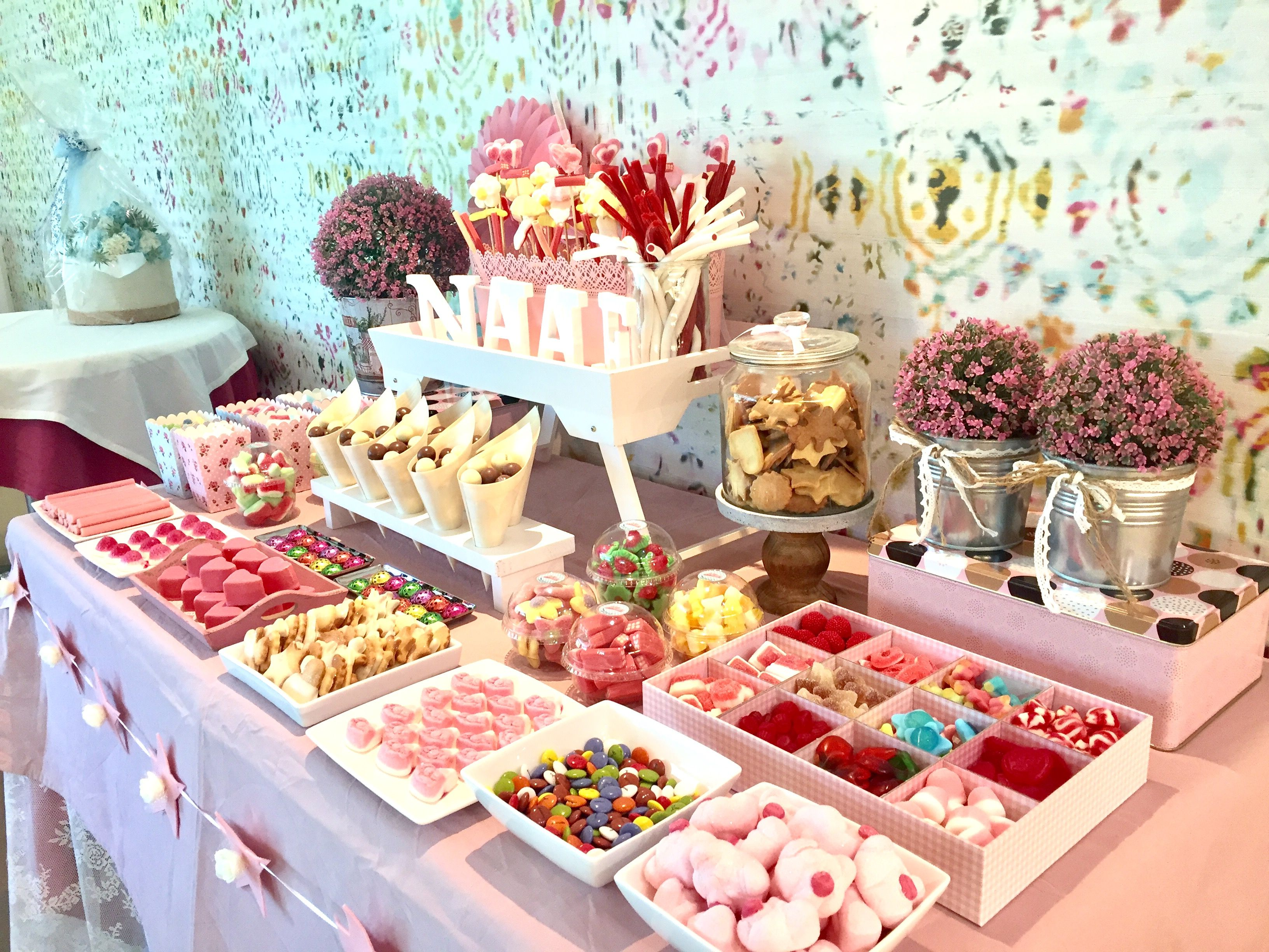 Candy bar comuni n candy bar pinterest bar ideas para and fiestas - Ideas decoracion bar ...