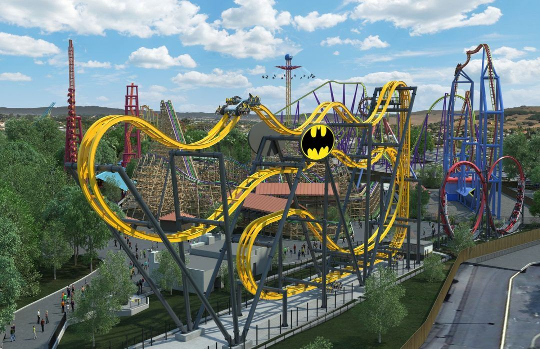 Google Six Flags Great Adventure Thrill Ride Six Flags