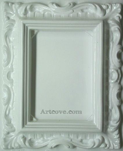 Modern Plaster Of Paris Photo Frame Crest - Frames Ideas - ellisras.info