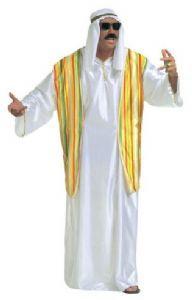 New Arab Sheik Costume