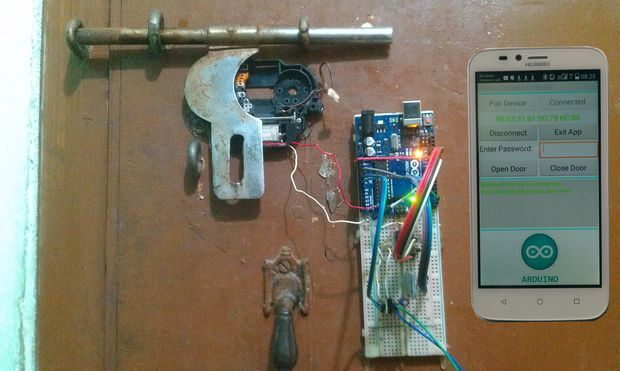 Arduino home projects