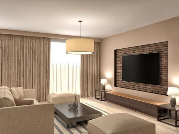 Online Interior Design Purplewall Living Room Decor Modern Living Room Design Modern Living Room Tv Wall