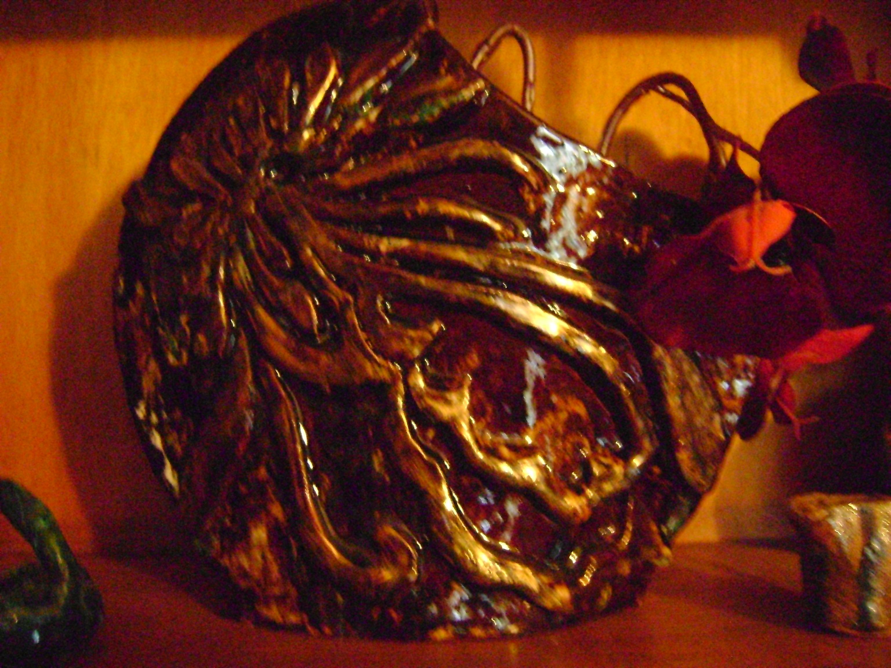 Vase  céramique Nérée