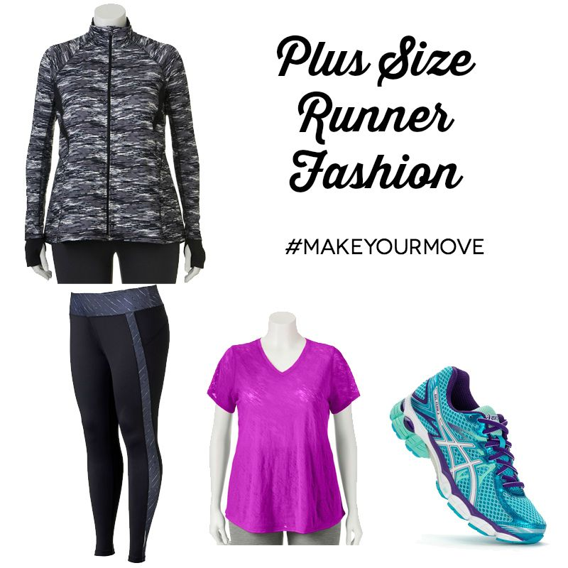 eb702b1a45c New Plus Size Workout Clothes Options from  kohls  MakeYourMove