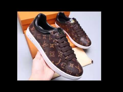 LOUIS VUITTON LUXEMBOURG SNEAKER DUPES
