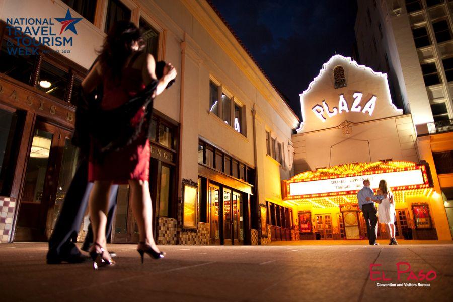 The Plaza Theatre #VisitElPaso   Southwest travel, El paso ...