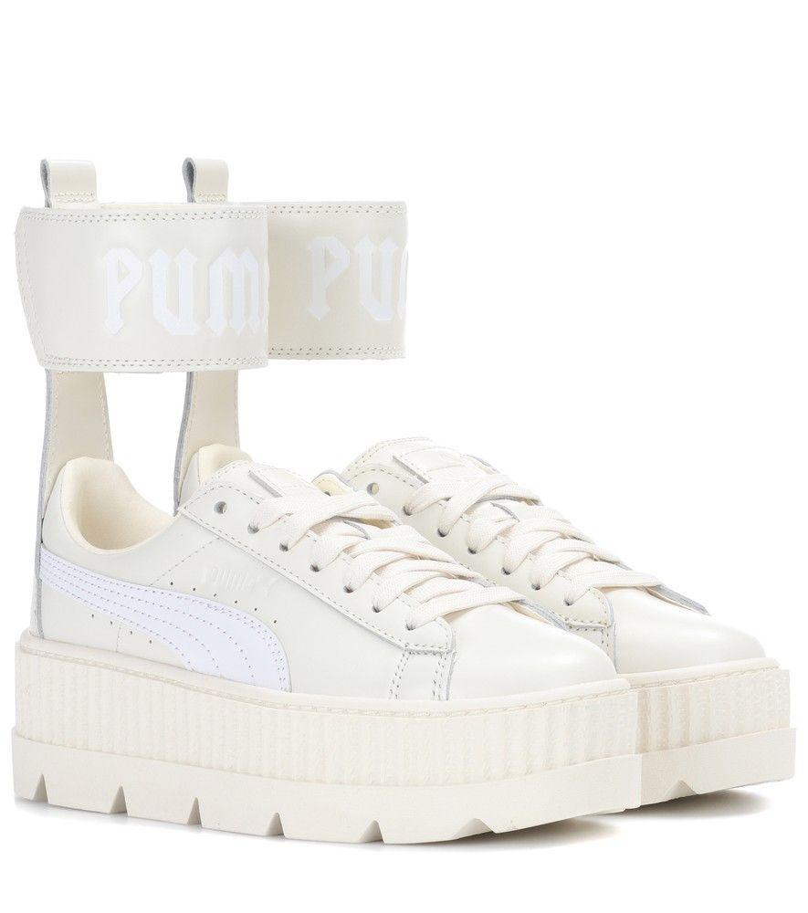 PUMA Multicolor Suede Platform Galaxy Women's Sneakers