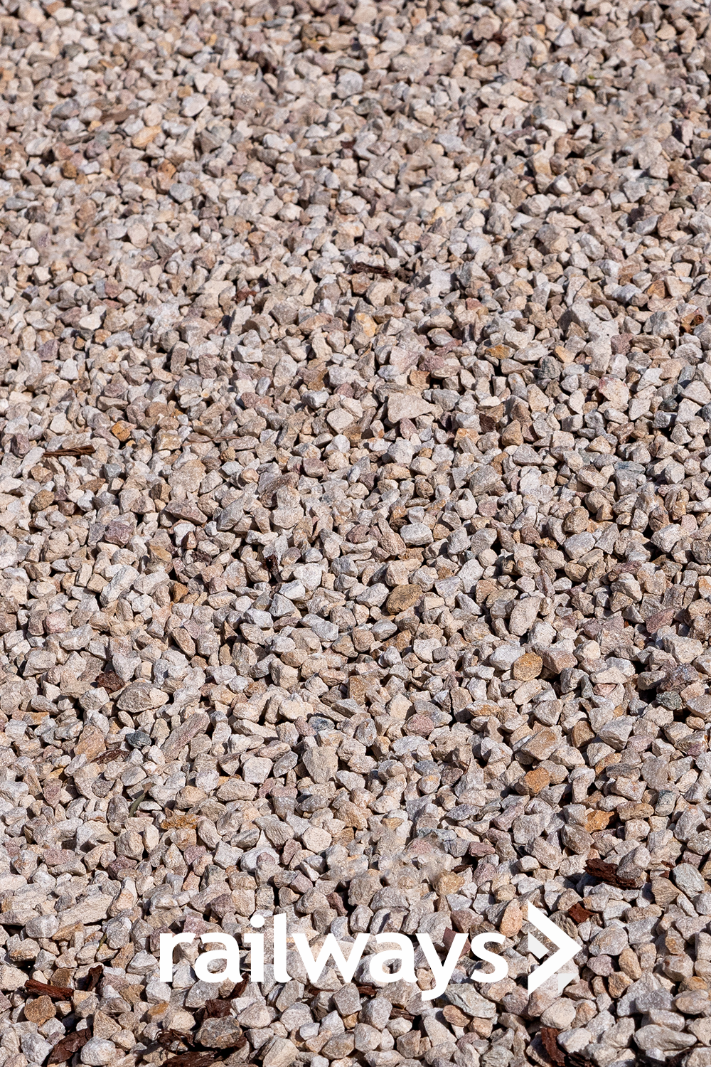 White Metal 10mm White Pebbles White Metal Pebbles