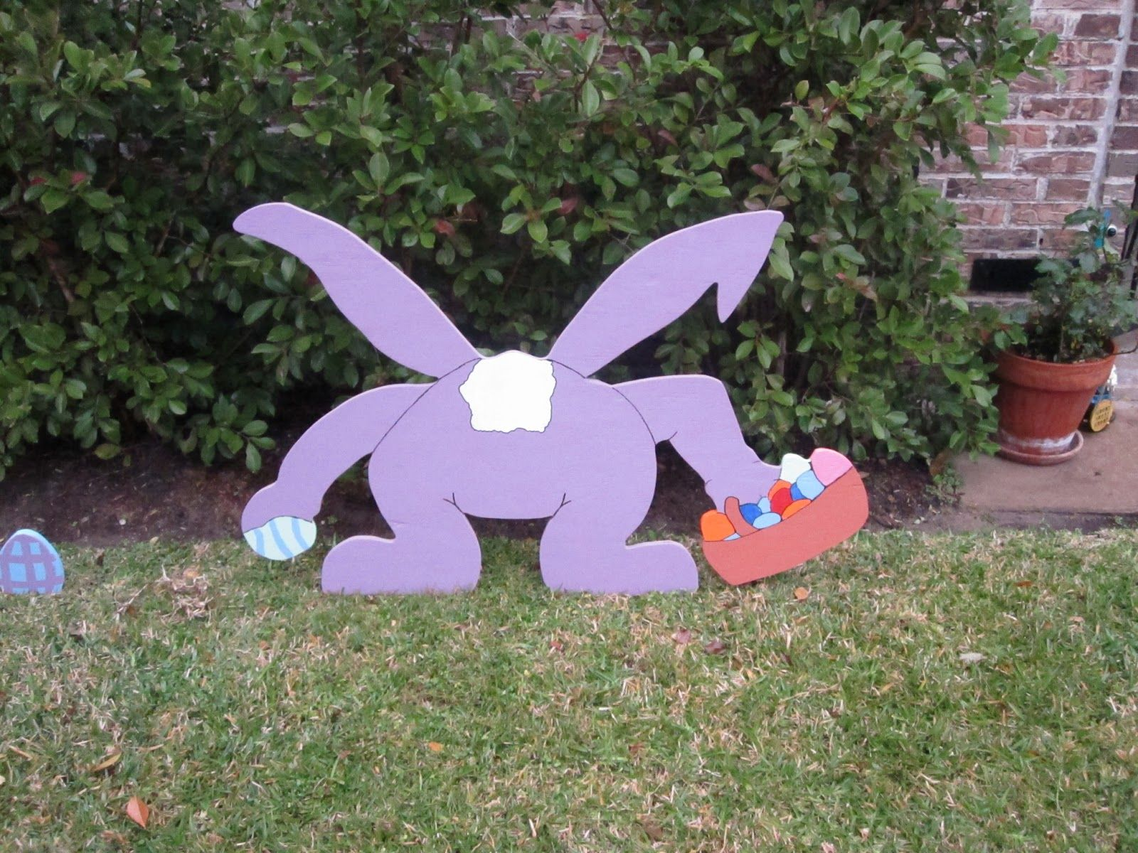 Wooden Easter Decorations For The Outside Wooden Easter Yard Decorations Easter Yard Decorations Easter Decorations Outdoor Easter Yard Art