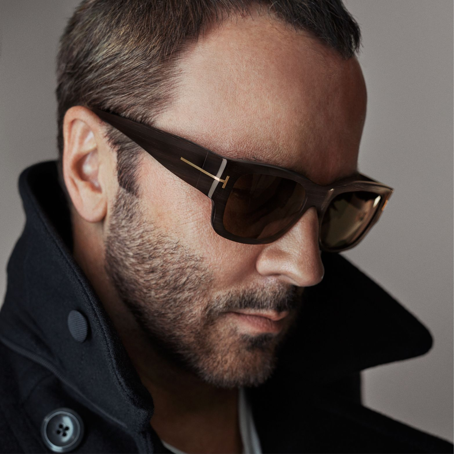 Discover the TOM FORD Private Eyewear Collection. The collection is based  on styles Tom Ford wears every day.  TOMFORD  TFPRIVATECOLLECTION 0a0b14eba69f