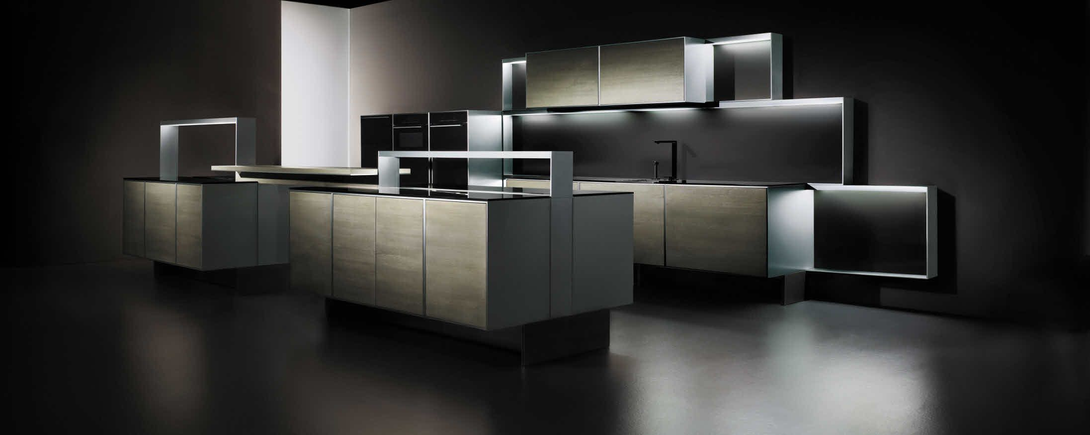 One Of The Few Auto Brands To Dabble In Kitchen Design Porsche Inspiration Kitchen Design Brands Decorating Inspiration