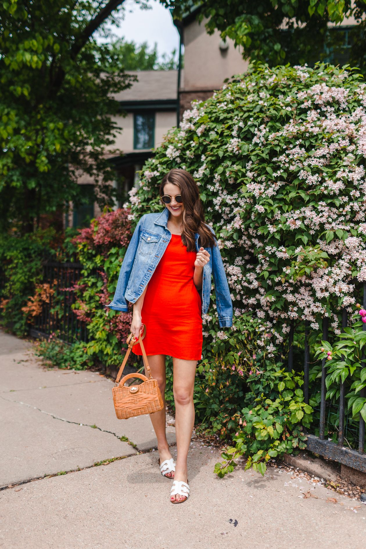 How To Style A Little Red Dress 3 Ways For Summer Little Red Dress Red Summer Dress Outfit Red Summer Dresses [ 1890 x 1260 Pixel ]