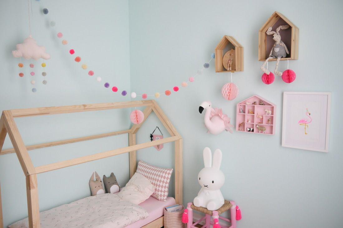 Kinderzimmer Mädchen Ideen MiniMenschlein.de // Instagram