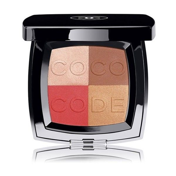 Chanel Beauty Coco Code Blush Harmony ($70) ❤ liked on Polyvore featuring beauty products, makeup, cheek makeup, blush, beauty, faces, pink, chanel blush and chanel