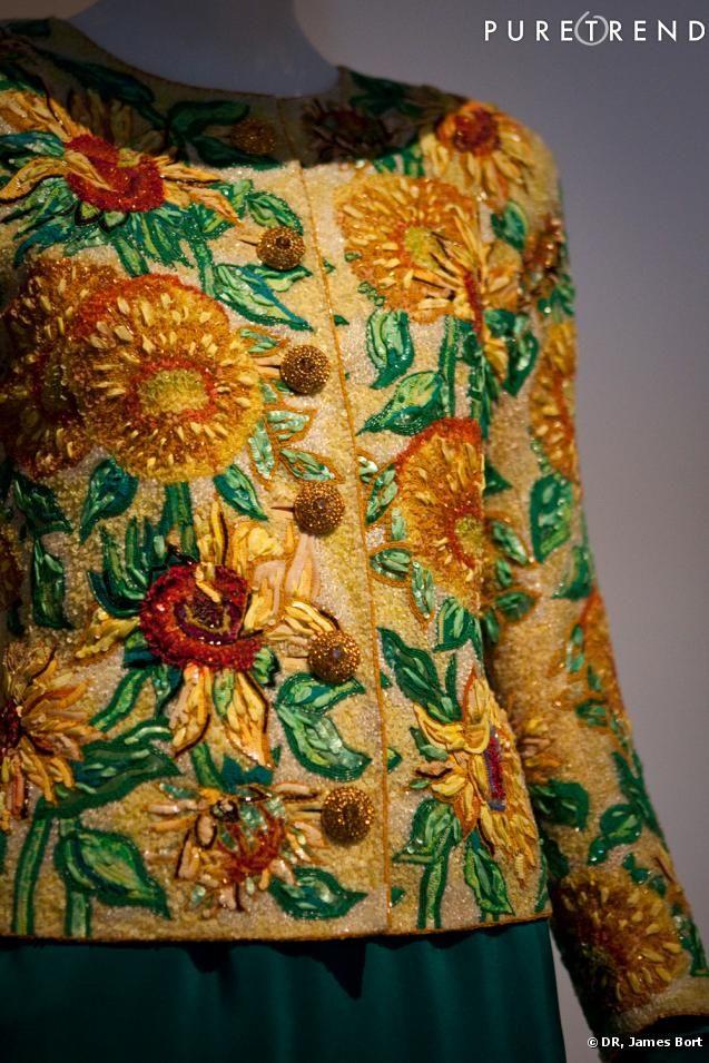 LesageHommage Vincent À Van Photos De Broderie Gogh Détail xQrdshtC