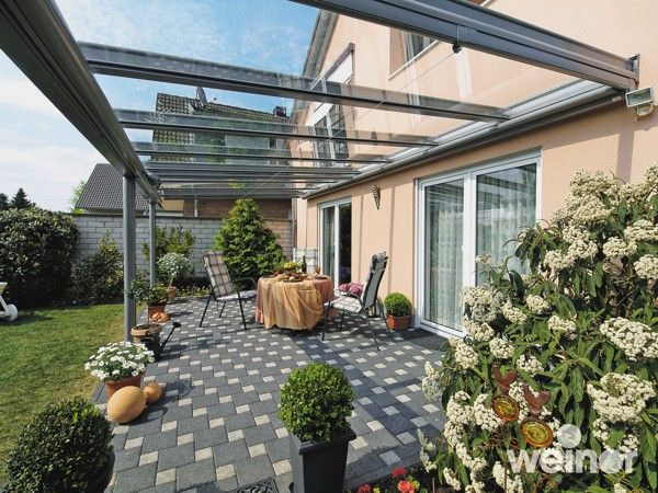 Terrace Covers U0026 Glass Verandas For The Home From Samson Awnings U0026 Terrace  Covers