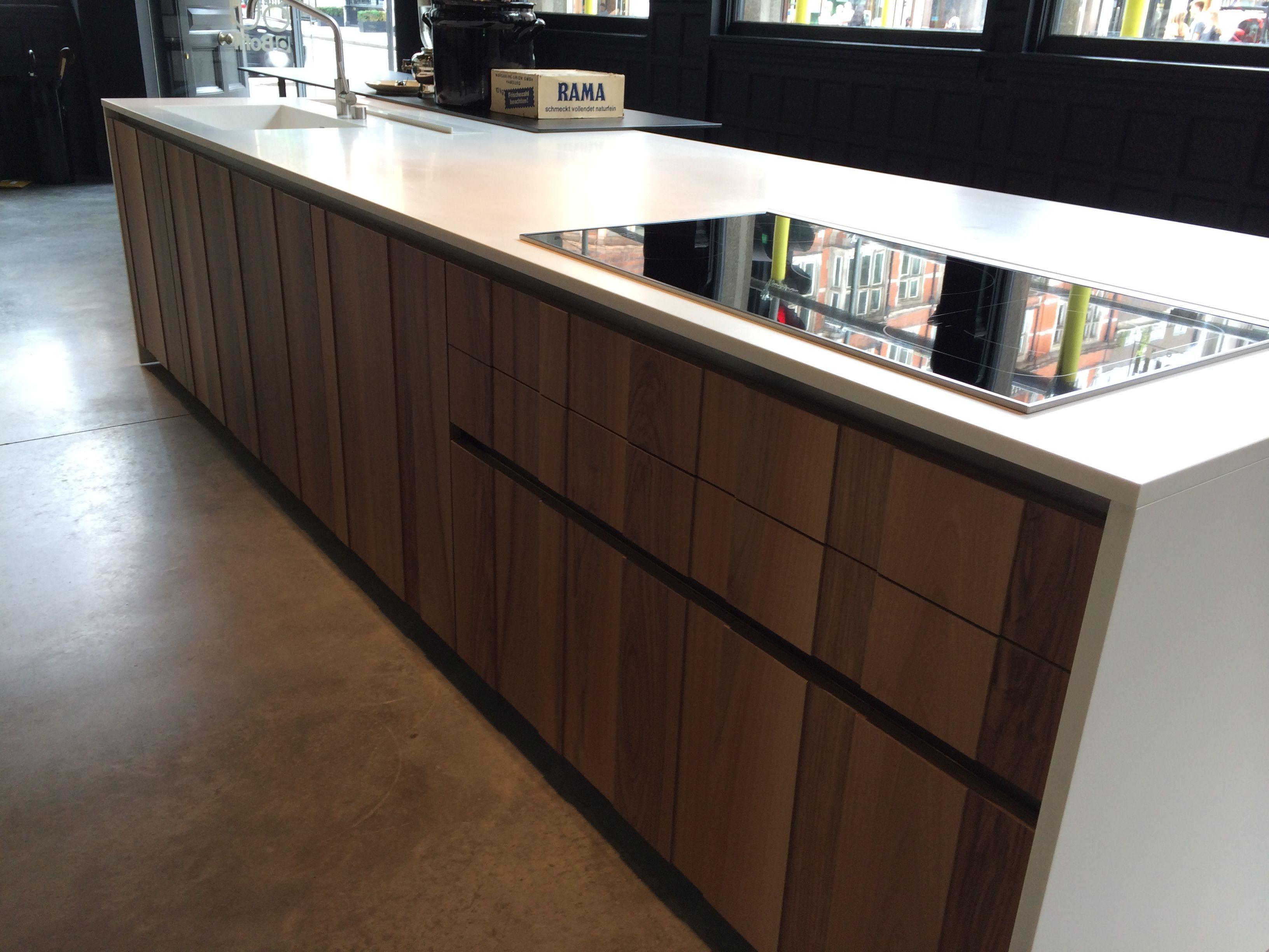 Boffi kitchen with wood   Kitchen furniture, Kitchen interior, Kitchen design