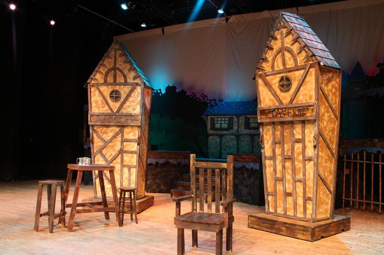 Beauty And The Beast Jr Set Design Google Search Beauty And The