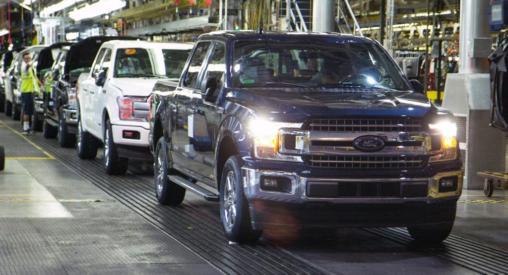 Ford Extends Production Shut Down Fca And Gm Expected To Follow Suit Chrysler Cars Automotive News American Presidents