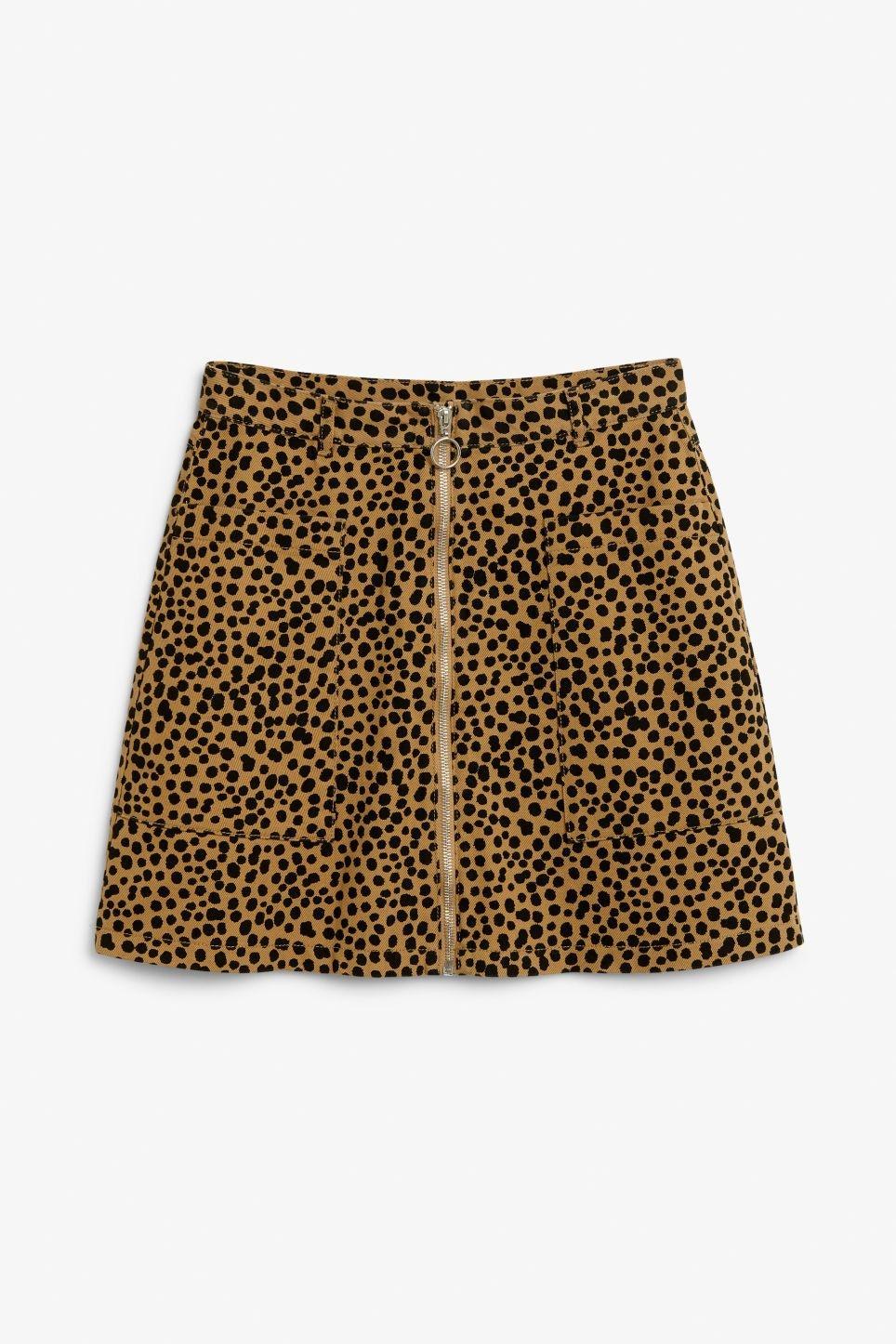 731c7a1ef030 Pin tillagd av Lisa på Höst 2016 | Mini skirts, Leopard print skirt ...