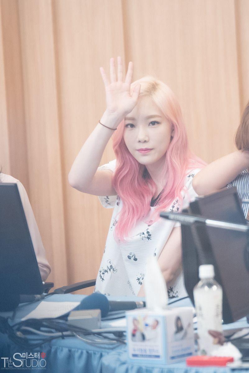 The Studio :: 150714 컬투쇼 소녀시대 태연BY 미스터신