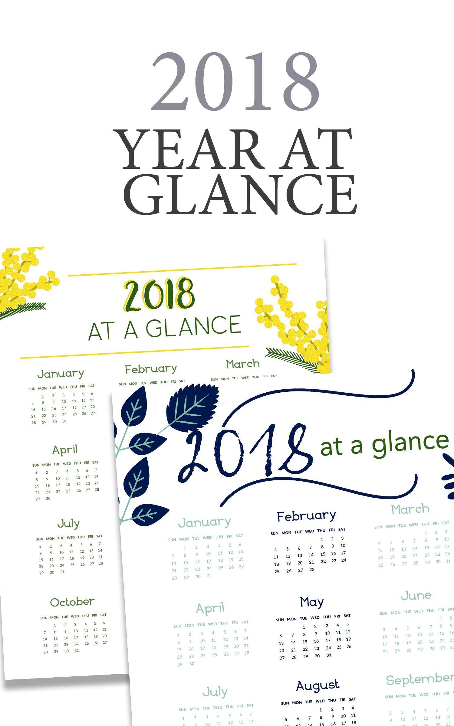 printable wall calendars
