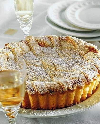 Dena Interiores  : Receita -Torta Pastiera Di Grano