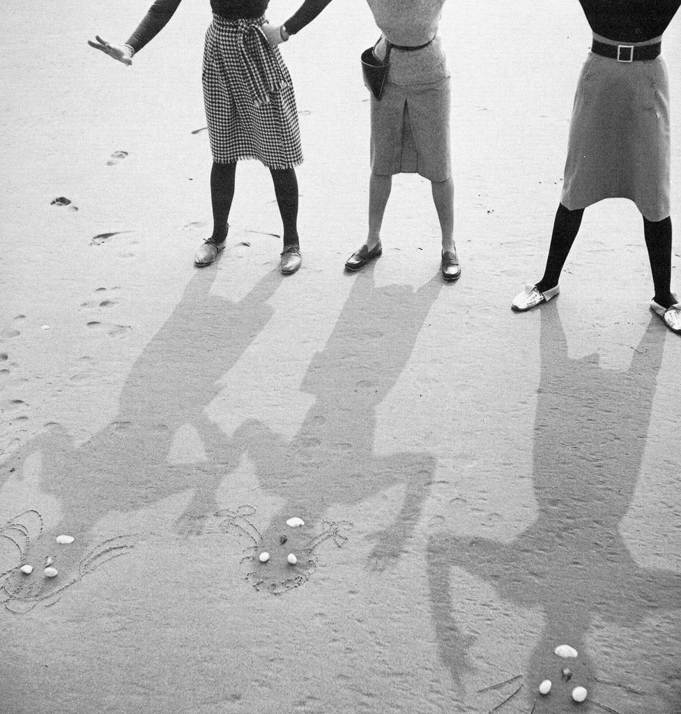 Toni frissell love this concept photography black white