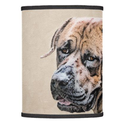 Tosa inu lamp shade mastiff puppy dog dogs pet pets cute tosa inu lamp shade mastiff puppy dog dogs pet aloadofball Gallery