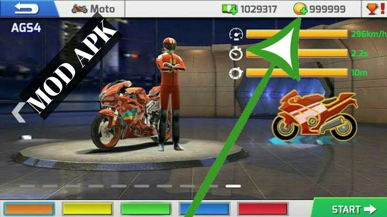 Download real bike racing latest version hack mod apk
