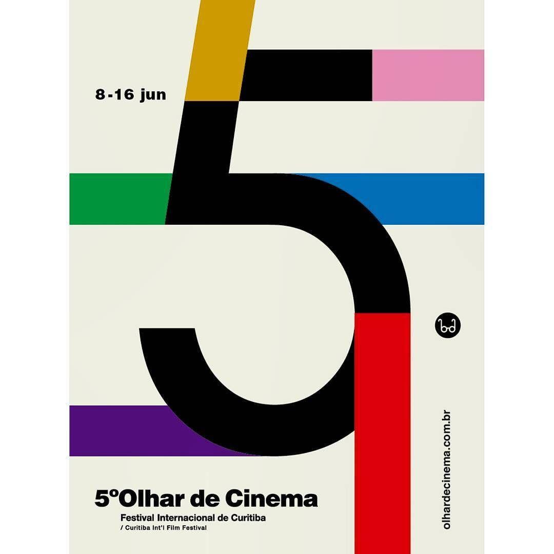 Identidade visual pronta esse ano em comemoração aos 5 anos de festival. Estamos chegando!  #filmfestival #5olhardecinema #art #design by olhardecinema