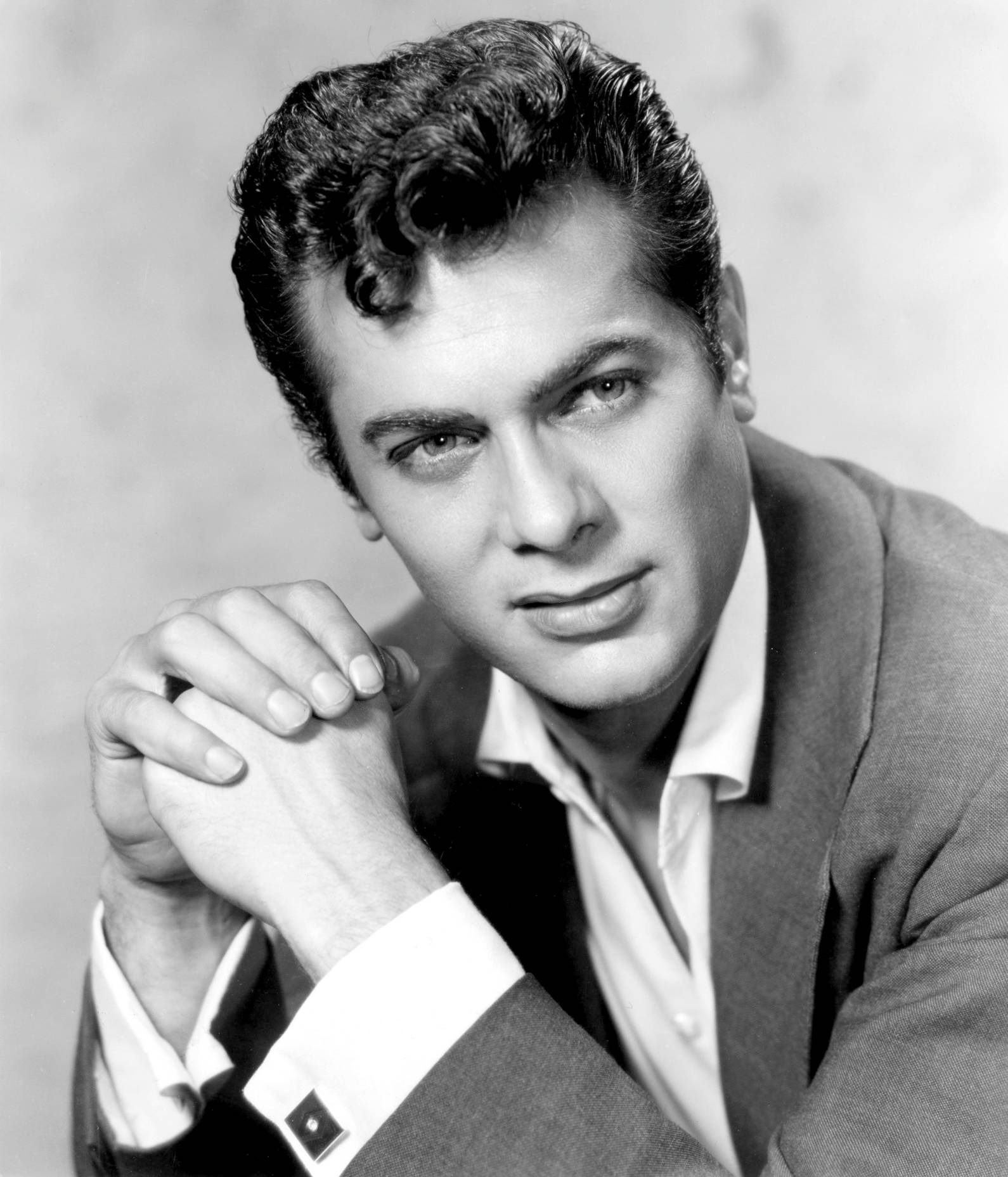 tony curtis old