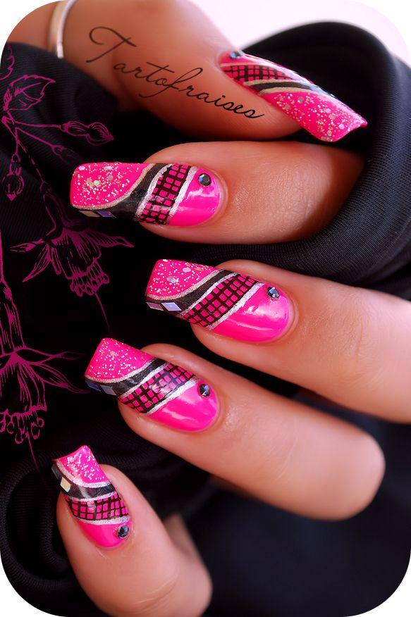 http://www.nail-art.fr/   Nails   Pinterest   Fingernail designs ...