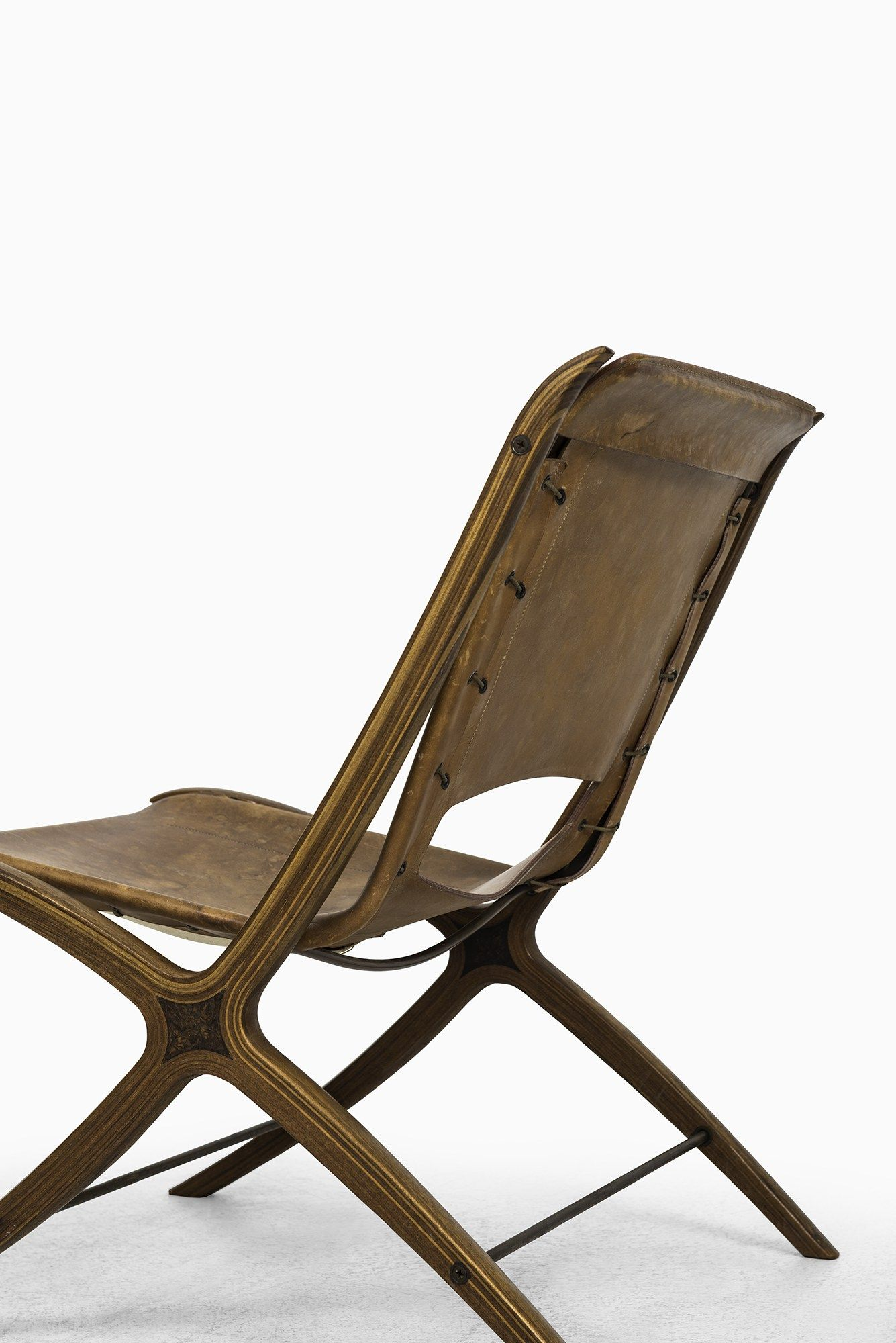 Rare easy chair model FH 6135 X chair designed by Peter Hvidt