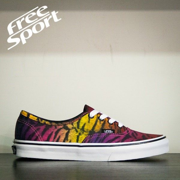 Vans Tigrata Multicolor VOEC1L | Sneakers, Vans