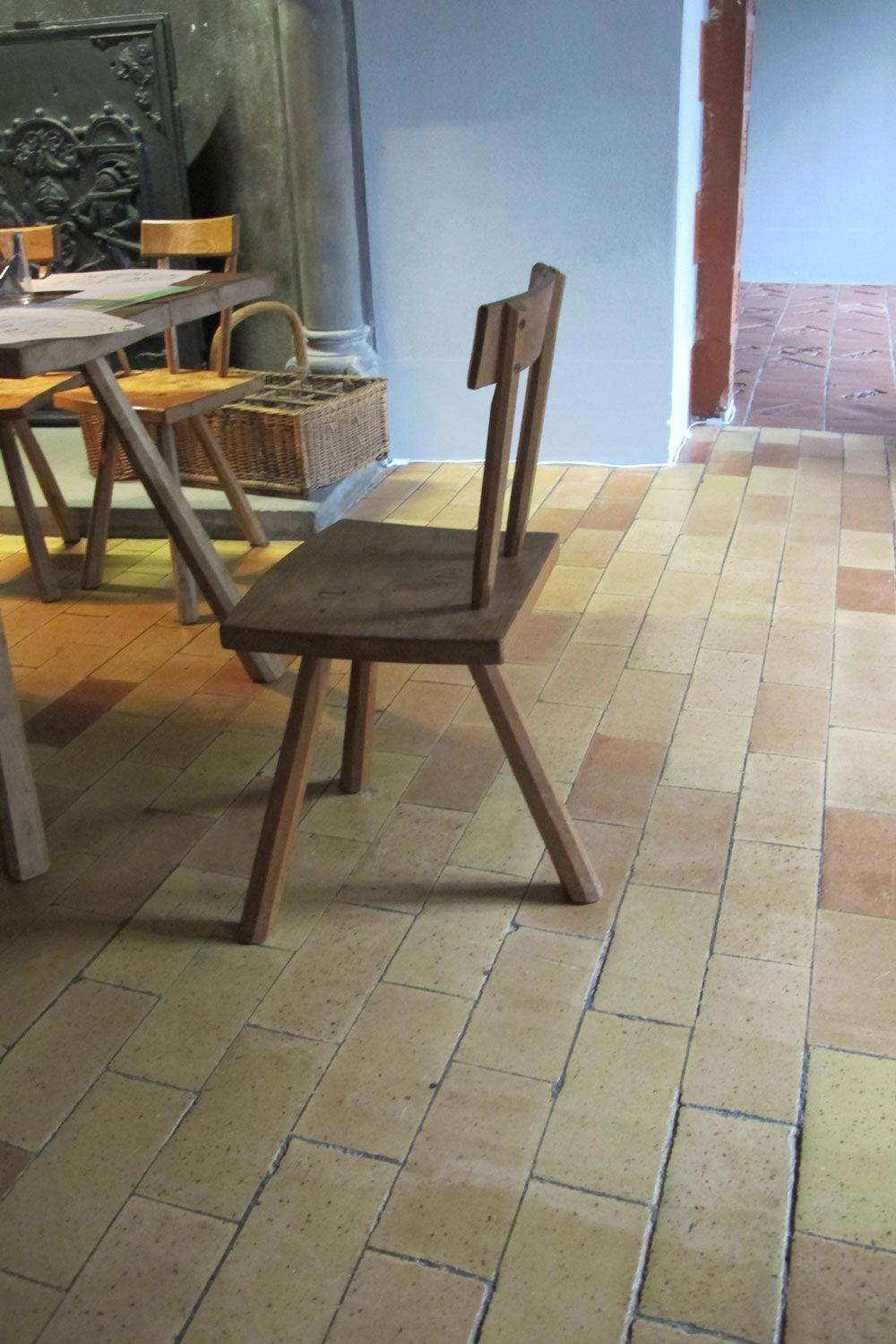 As We All Know, Three Legged Chairs And Backstools Are Inherently Unstable.  Itu0027s. Tree FurnitureBig ...