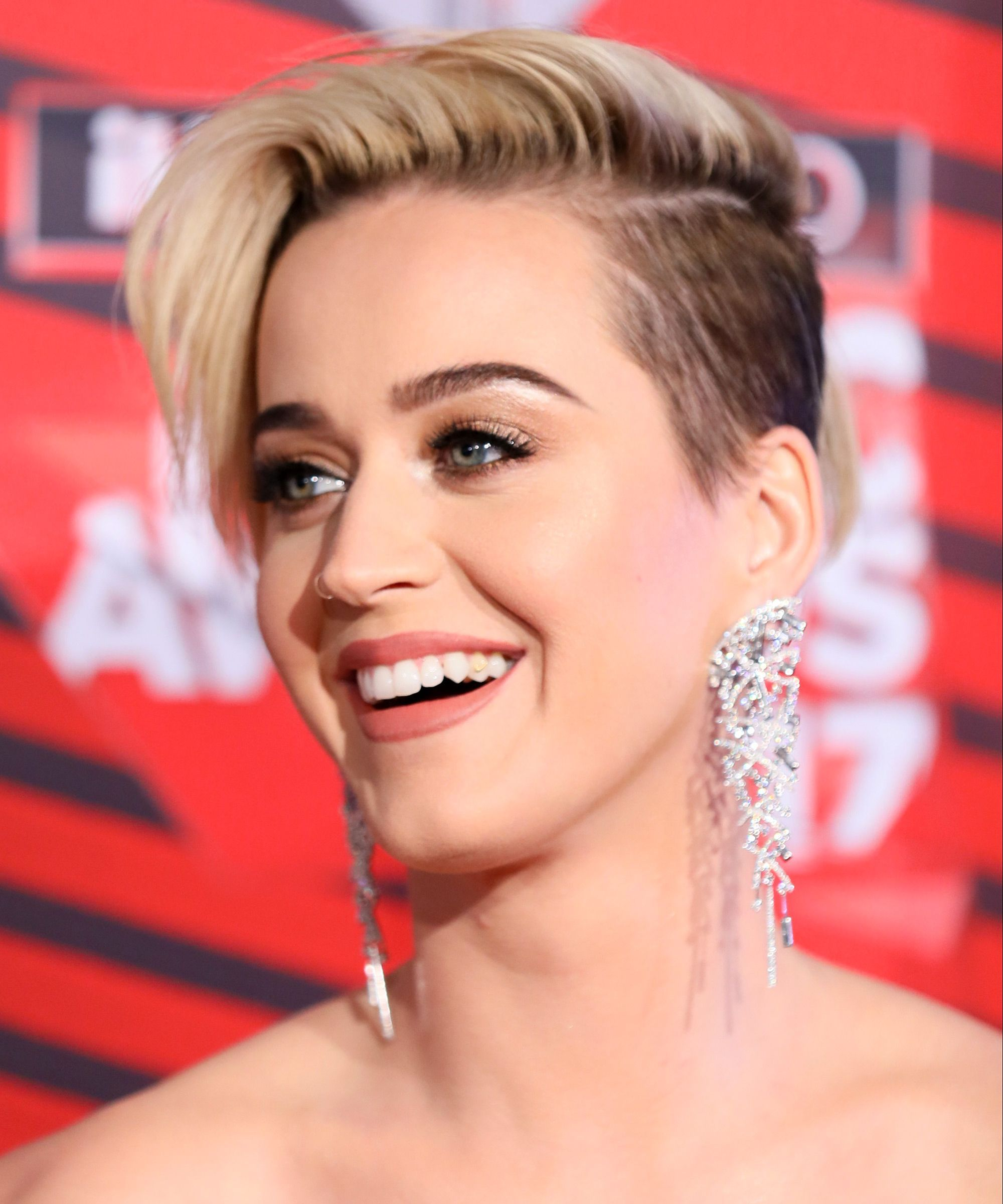 Katy Perry Pixie Haarschnitt Frisuren, Pixie haarschnitt