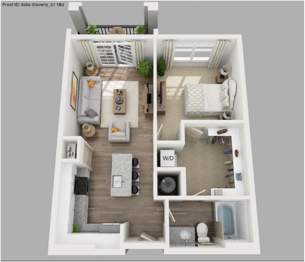 Apartment Studio Apartment Floor Plans Marvelous Best 1 Bedroom