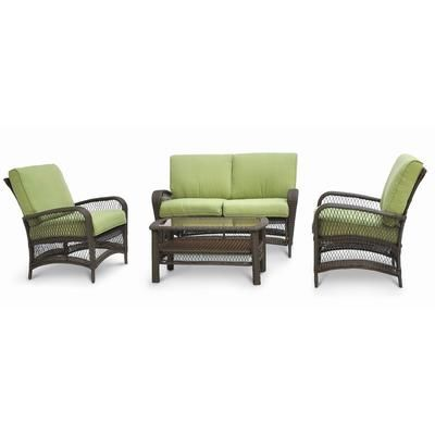 Martha Stewart Living Lanfair 4 Piece Conversation Set Pc 233