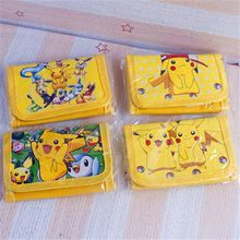 Fashion Cartoon Pokemon Coin Purse Children Zip Change Purse Wallet Gifts For The Children In The Party Supplies China Mainl Kids Wallet Coin Purse Kids Purse