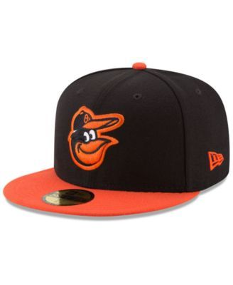 New Era Baltimore Orioles Game of Thrones 59FIFTY Fitted Cap - Black 7 5/8