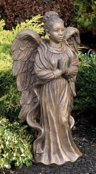 large garden fairy statues uk fairies angel
