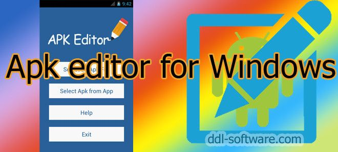 APK editor Pro App patch | Download cracked software | Software