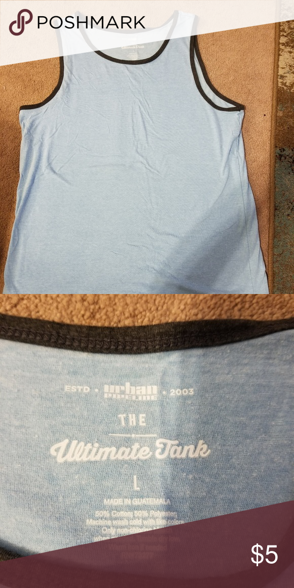 04b0765679968a Urban pipeline mens tank top large Like new. No wear or damage. Size large