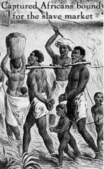 america in Black slavery