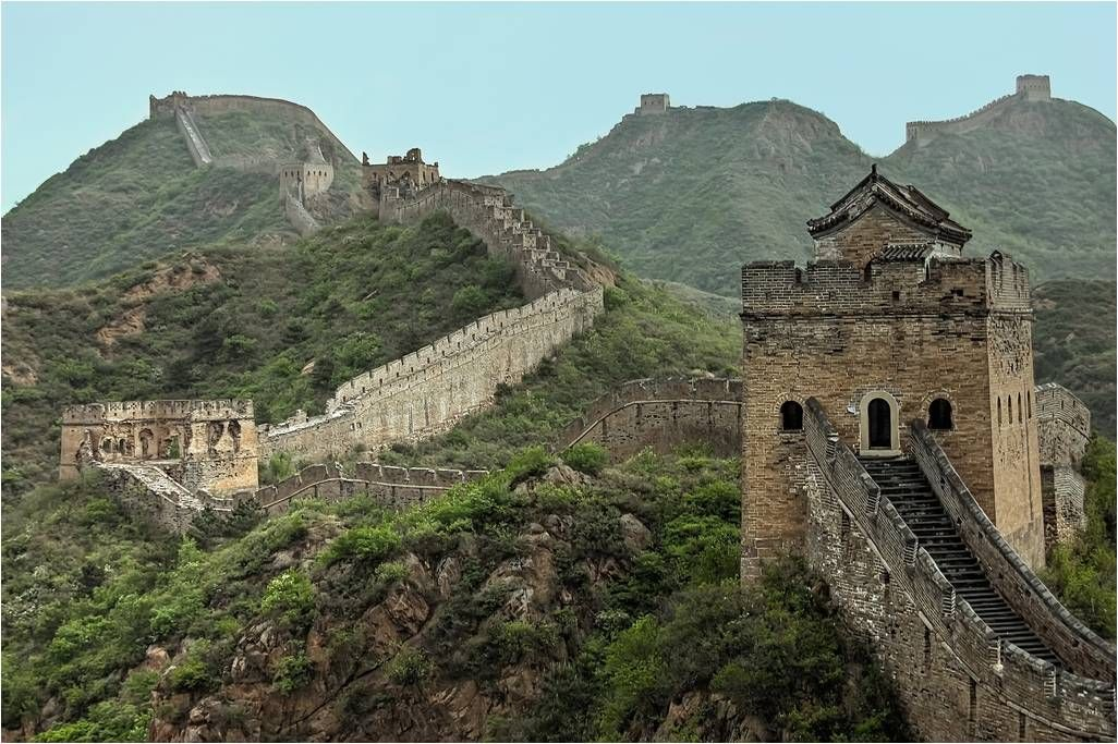 The Great Wall Of China Diverse Perspectives Great Wall Of China Travel Sights Service Trip